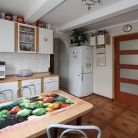 Kuchnia wspólna w domu