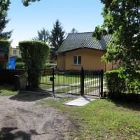 Dom od ul. Grunwaldzkiej
