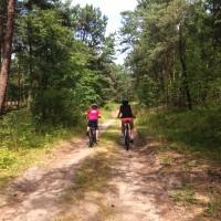 Urokliwe ścieżki rowerowe