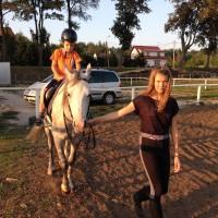 Blisko nauka jazdy konnej